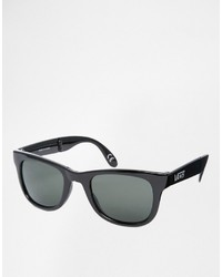 Vans Foldable Spicoli Sunglasses In Black Vunk95q