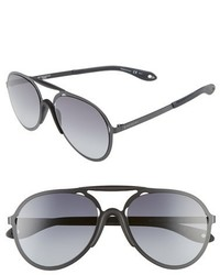 Givenchy 57mm Sunglasses Black Grey Gradient