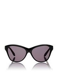 Givenchy Rounded Cat Eye Sunglasses Black