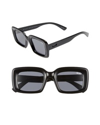 Quay Australia Going Solo 48mm Square Sunglasses