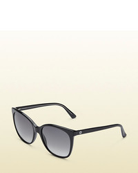 Gucci Light Acetate Sunglasses