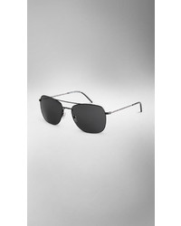 Burberry Heritage Collection Square Frame Polarised Sunglasses
