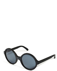 Illesteva Sophia Sunglasses In Matte Black
