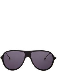 John Varvatos Collection Black Sunglasses