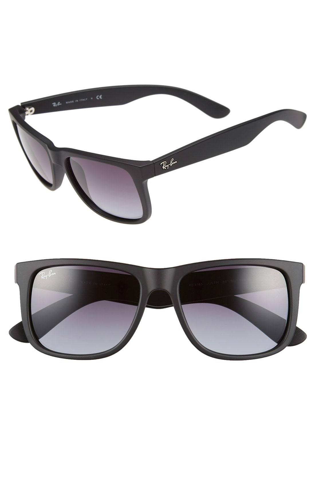 58bf1fc0c6 ... Ray-Ban Justin Classic 54mm Sunglasses
