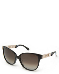 Moschino Laser Cut Gradient Cat Eye Sunglasses