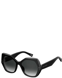 Marc Jacobs Geometric Acetate Sunglasses