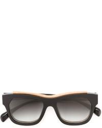 Marsèll Contrast Frame Sunglasses
