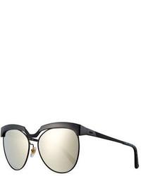 MCM Classic Mirrored Cat Eye Sunglasses