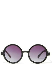 Nasty Gal Factory Run In Circles Shades