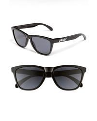 Oakley Sunglasses Polished Black Grey One Size