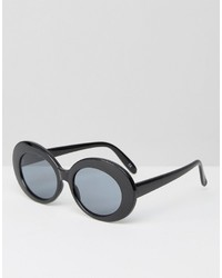 Asos Oval Sunglasses