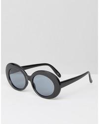 Asos Oval Sunglasses