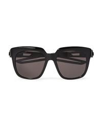 Balenciaga Oversized Square Frame Acetate Sunglasses