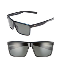 COSTA DEL MA R Rincon 60mm Polarized Sunglasses