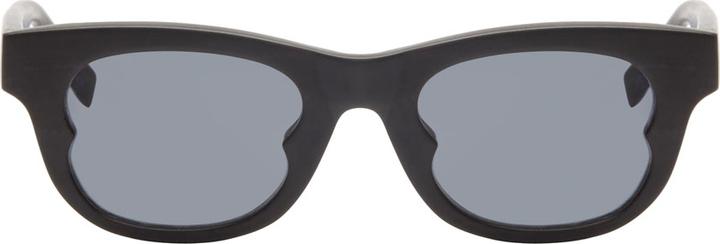 Rigards Black Horn Rg0001 Sunglasses
