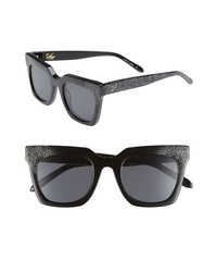 VOW LONDON Riley 50mm Cat Eye Sunglasses