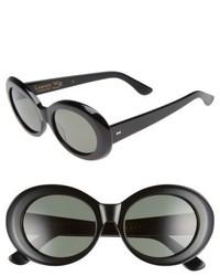 Raen Rn X Alex Knost Luxury Wig Figurative 53mm Sunglasses