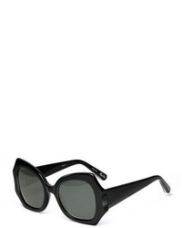 Elizabeth and James Roslie Geo Butterfly Sunglasses