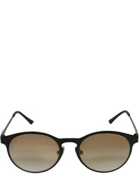 Kyme Round Metal Sunglasses Size 813y
