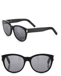 Saint Laurent 54mm Cats Eye Sunglasses