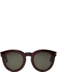 Saint Laurent Black Sl 102 Sunglasses