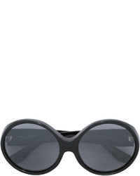 Saint Laurent Eyewear Monogram 1 Sunglasses