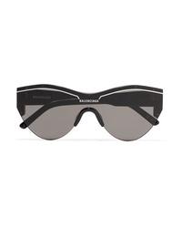 Balenciaga Ski Cat Eye Acetate Sunglasses