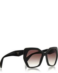 6428e33aa8c ... Prada Square Frame Acetate Sunglasses