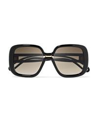 Givenchy Square Frame Acetate Sunglasses