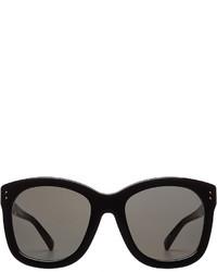 Linda Farrow Square Sunglasses