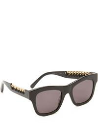 Stella McCartney Chain Square Sunglasses