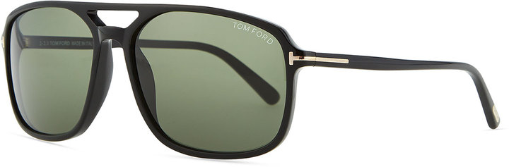 32a6411f6eec5 ... Tom Ford Terry Acetate Sunglasses Black ...