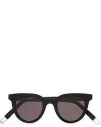 Gentle Monster Tilda Swinton Eye Eye D Frame Acetate Sunglasses Black