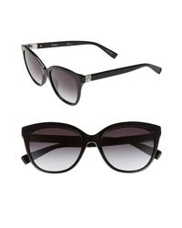 Max Mara Tile 55mm Cat Eye Sunglasses