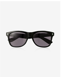 Express Tinted Lens Square Sunglasses