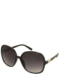 Topshop Pru Portugal Square Sunglasses