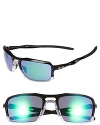 Triggerman 59mm polarized sunglasses black medium 590086