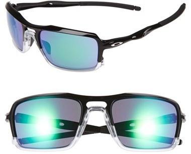cf5f18b097 ... Oakley Triggerman 59mm Polarized Sunglasses Black ...