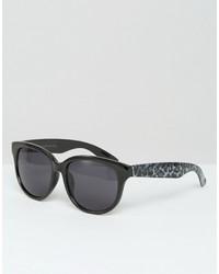 Vero Moda Black Sunglasses