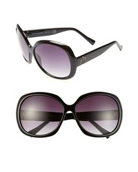 Vince Camuto 60mm Sunglasses Black One Size