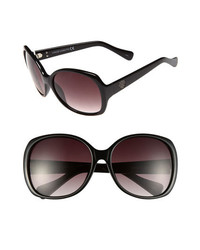 Vince Camuto Oversized Sunglasses Black One Size