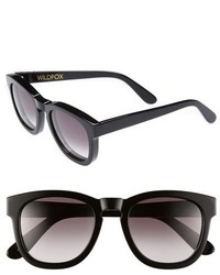 Wildfox Couture Wildfox Classic Fox 50mm Retro Sunglasses