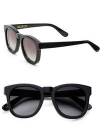 Wildfox Couture Wildfox Classic Fox 54mm Square Sunglasses