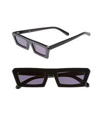 Karen Walker Wrecks 52mm Square Sunglasses