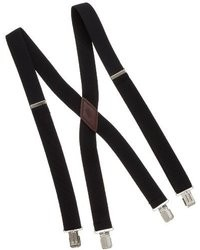 Levi's Big And Tall Cotton Terry Suspender