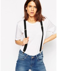 Asos Collection Suspenders