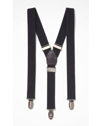 Express Solid Suspenders