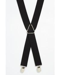 Topman Vintage Suspenders