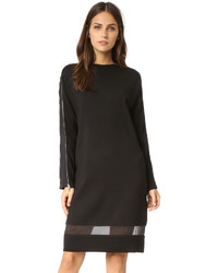 Rag & Bone Aimee Zipper Sweater Dress